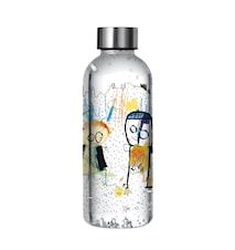 Poul pava be friends Beach Vattenflaska BPA-fri 0,65 L