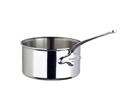 Mauviel Cook Style Kattila 0,8 l kirkas teräs