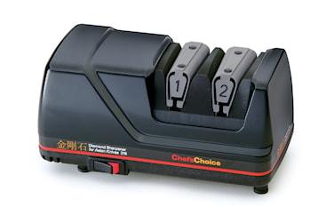 Diamond Sharpener CC316 Elektrisk knivslip asiatisk 2-steg