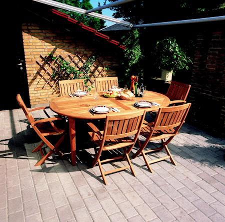 Kircodan Freedom extension trädgårdsgrupp
