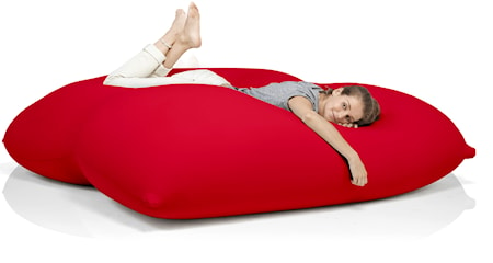 Terapy Ergonomic Living Dino sittsäck - Röd