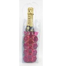 Freez pink- Flaskkylare som förvaras i frysen
