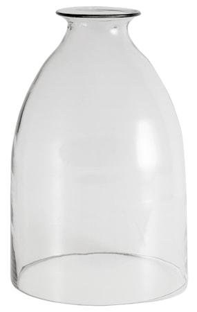 Glaskupol 45 cm Klarglas