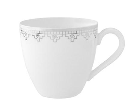 Villeroy & Boch White Lace Espressokopp 010l