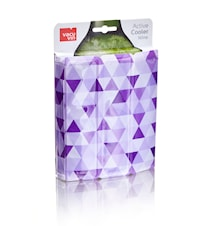 Active Wine Cooler Diamond Purple