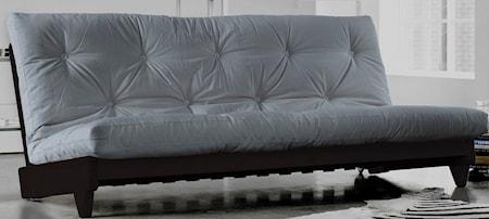 KARUP Fresh soffa - svart/ljusgrå