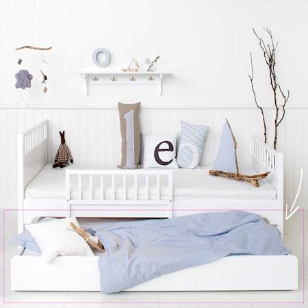 Oliver Furniture Seaside Utdragssäng för Bäddsoffa & Säng 200
