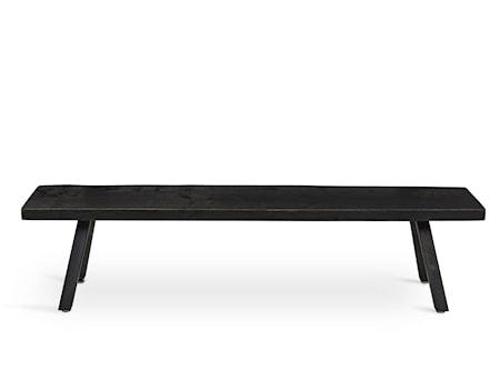 Bench steel trädgårdsbänk
