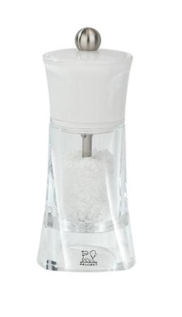 PEUGEOT Molène Saltkværn Hvid 14 cm