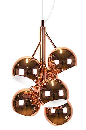 Bilde av Globen Lighting Pendel Rondo Kobber
