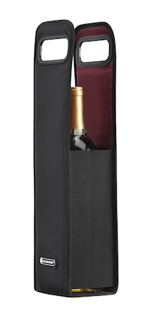 Le Creuset WA-127 Kylmälaukku Viinipulloille Black