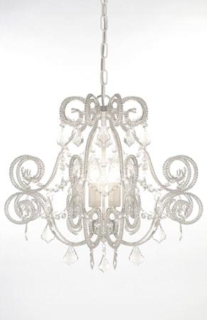 Bilde av Globen Lighting Pendel Desiree Hvit