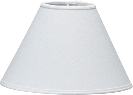 Bilde av PR Home Royal Lampeskjerm Franza Hvit 20 cm
