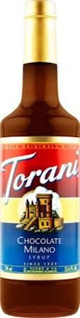 Torani Chocolate Milano syrup