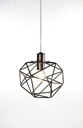 Bilde av Globen Lighting Pendel Mini Diamond Svart