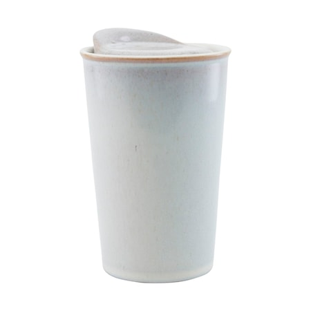 To-go mugg off-white