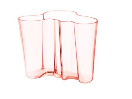 Bilde av Iittala Aalto Vase Lakserosa 160 mm
