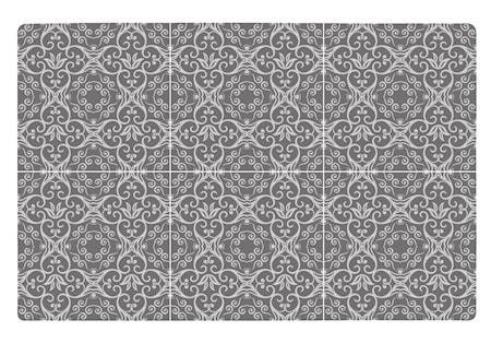 Galzone Tabletti Harmaa 44x28,5 cm