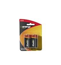EP batteri C alkaline