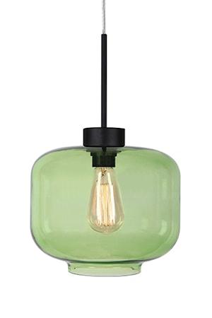 Bilde av Globen Lighting Pendel Ritz Grønn / Svart