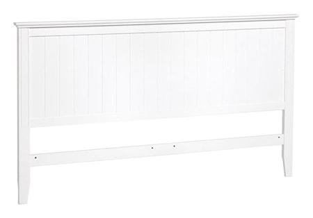 Falsterbo Linnea H181 sänggavel - Vit