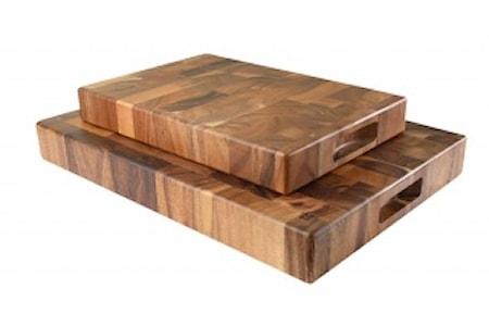 T&G Woodware Toscana Leikkuulauta Akaasia Small
