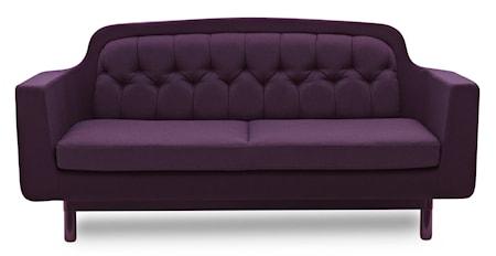Normann Copenhagen Onkel sofa 2 sits - lila