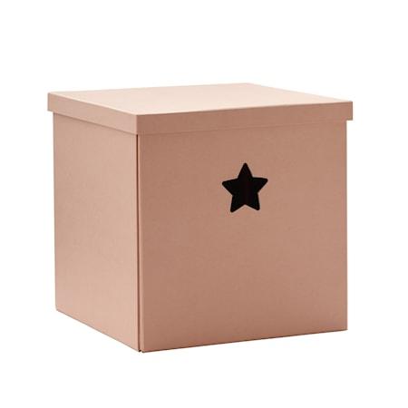 Kids Concept Förvaringsbox Star Rosa