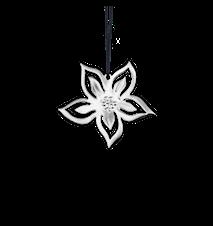 Julros, 6 cm, försilvrad