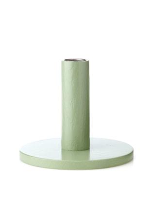 Bilde av Applicata Simplicity Lysestake Grønn 11 cm