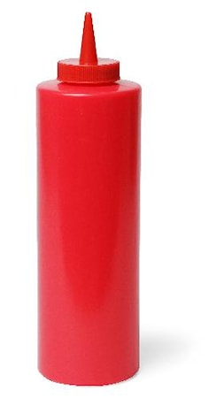 Ketchupflaska 0,23 L