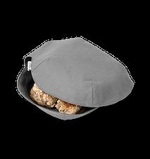 GC Brödkorgsduk, dimgrå