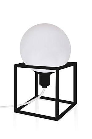 Globen Lighting Bordlampe Cube Sort thumbnail