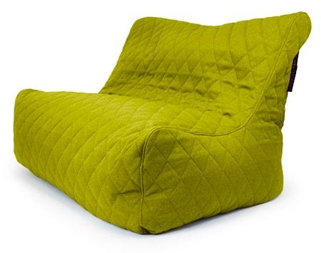 Pusku Pusku Sofa seat quilted nordic sittsäck - Lime