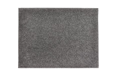 Zone Denmark Tabletti Huopa Tummanharmaa 40×30 cm