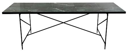 Handvärk Dining table 230 matbord - Grön