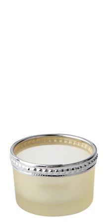 KJ Collection Ljuslykta Metall Gul/Silver 3,5 cm