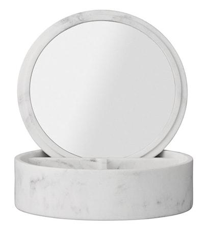 Marmia Spegel 5 cm.