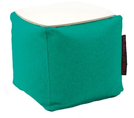 Pusku Pusku Soft table 40 nordic sidobord - Turquoise