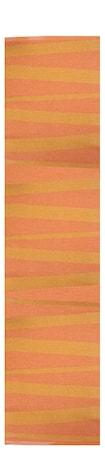 Sofie Sjöström design Åre Orange matta 3 m
