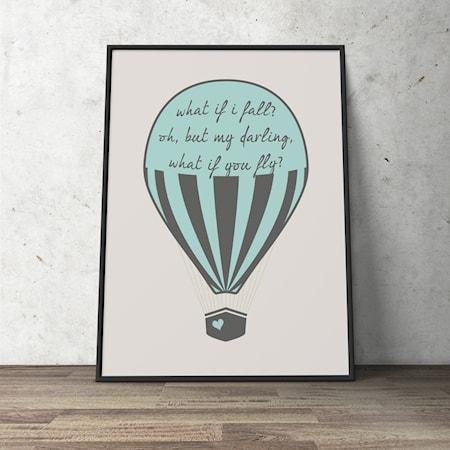 Bilde av Konstgaraget Baloons poster
