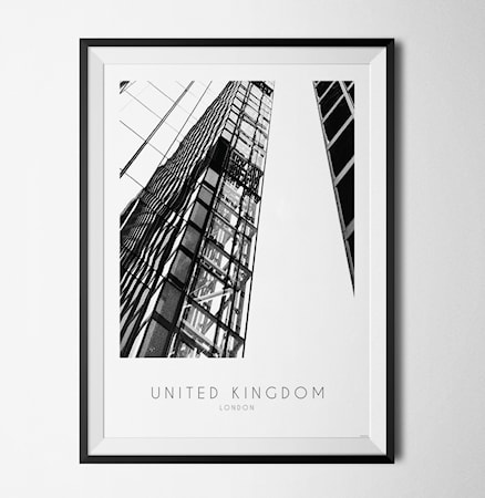 Bilde av Konstgaraget Photo art London poster