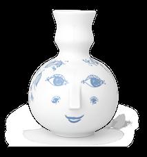 Vas, Sofie, lyseblå, H 20 cm