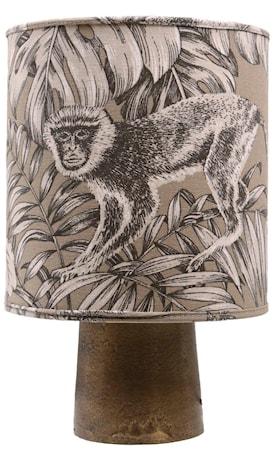 PR Home Bordslampa Icon Inkl Monkey Beige