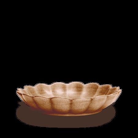 Basic Ostronskål Cinnamon 24 cm