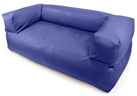 Pusku Pusku Sofa moog outside sittsäck - Blue