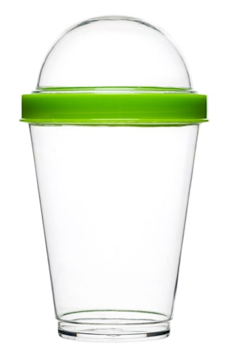 Fresh yoghurtbägare, grön