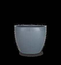 Grand Cru Ytterkruka, Ø14 cm, grå, stengods