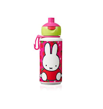 Miffy Drickflaska Rosa