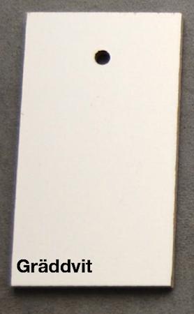 Allinwood Profil oval matbord ? Gräddvit